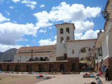 CHINCHERO - MAIN SQUARE