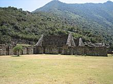 PALACES AT CHOQUEQUIRAO
