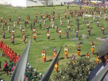 INCA SOLDIERS – INTI RAYMI