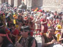 INCA MUSICIANS – INTI RAYMI