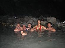 HOT SPRINGS NEAR PLAYA VILLAGE
