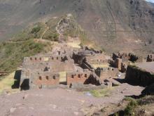 Pisaq Inca Site